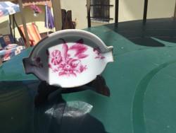 Herendi porcelán kisméretű hamuzó, 1942-es, 2 db