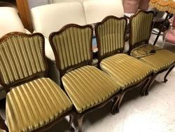 6darab warrings étkezőasztal szék és karosszék