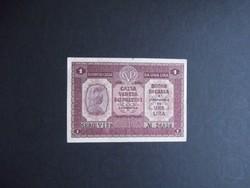 Olaszország - 1 lira 1918 (Velence)