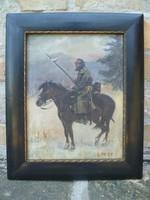Garay Ákos (1866-1952): Lengyel ulánus