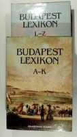 Budapest lexikon,ajándéknak is