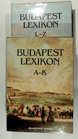 Budapest lexikon,olcsón
