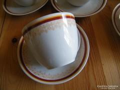 Kávés készlet, több évtizedes 40-50 éves