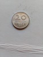 1987-es 20 Fillér