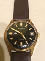 Fekete cornavin óra szép állapotban eladó!Ara 8500. 0ebf40689a