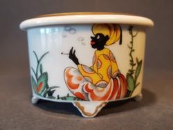 Rosenthal dohányzó ,szép rikábban előforduló porcelán