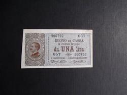 Olaszország - 1 lira 1914