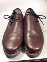 Férfi gojzer varrott - Tyrol style - Meindl márkáju bőr vadászcipő túra cipő