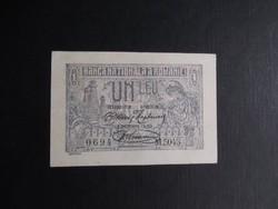 Románia - 1 leu 1920