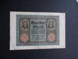 Németország - 100 márka 1920