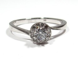 Ezüst gyűrű (D25-Ag56499)
