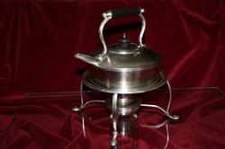 Ezüstözött tea melegitő