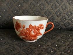 Antik Herendi kávés csésze, hibátlan