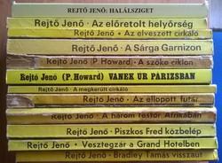 Rejtő Jenő regények