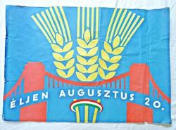 Éljen augusztus 20. plakát