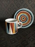 Graf von Henneberg 1777, Jáne Graf design porcelán kávés csésze aljjal