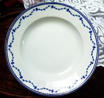 Régi fajansz tányér