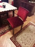 Antik felújított szék