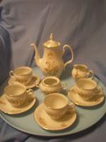 U11 Bernadotte monarchiabeli kávés-teás hibátlan vitrinbe  12db-os