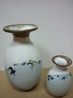 Porsgrund kézimunka studió vázák