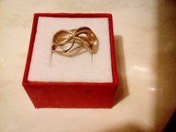 Extra designer ezüst gyűrű