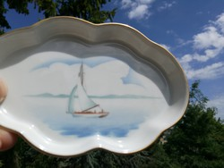 Herend sailing lake bowl