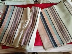 2 db terítő, szőnyeg, bármi 87 x 118 cm