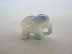 Aquincumi ? porcelán mini elefánt