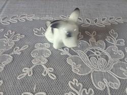 Hollóházi mini kutya