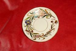 Antik   porcelánfajansz kistányér
