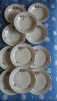 Alföldi porcelán tányérok (11 db)