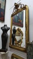 Biedermeier tükör