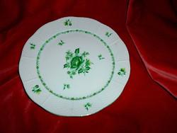 Herendi porcelán tányér 24,5 cm