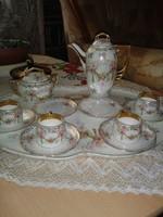Imperial PSL / princess / antik kávéskészlet