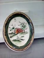 Porcelán, miniatűr kép