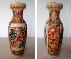 Régi kínai ázsiai porcelán váza