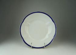 0R021 Régi MCP cseh porcelán tésztás tál