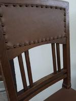 6+2db antik szék