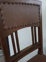 6db antik szék