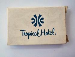 Tropical  hotel mini reklám szappan