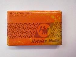 Hotel Melia - Jabon Cosmetico  mini reklám szappan