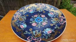 TAYO Aranyozott porcelán tál kináló 26cm