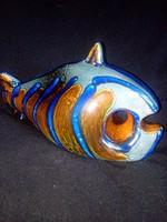 Iparművész kérámia hal
