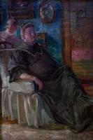 """Kalivoda Kata (877-1936) """" Madame """""""