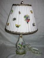 Herendi lámpa Viktória mintás
