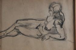 Istókovits Kálmán (1898-1990): Női akt