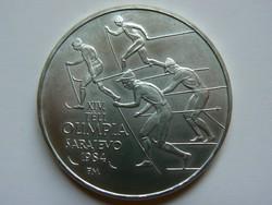 EZÜST 500 FORINT SARAJEVO 1984 (0,640)
