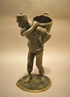 Francia szobrász: Osztrigaárus fiú