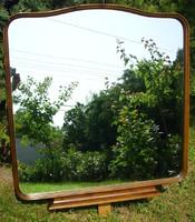 Neobarokk tükör komódhoz,vagy tálalóhoz