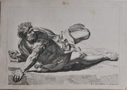 Johann Daniel Hertz, Augsburg: Barokk metszet, 18. sz
